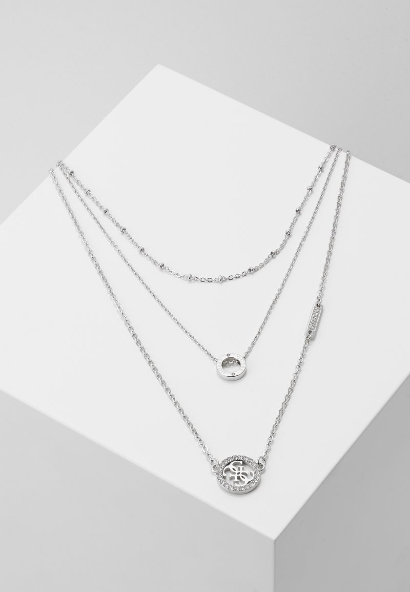 Guess - EQUILIBRE - Necklace - silver-coloured