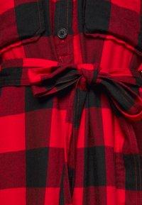 GAP - UTILITY DRESS - Shirt dress - red - 4