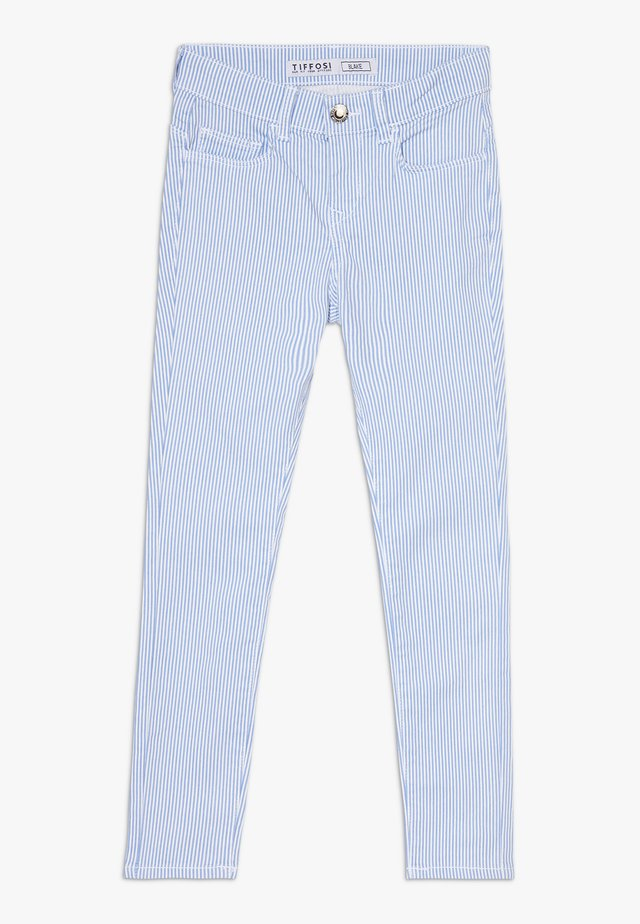 BLAKE - Trousers - blue
