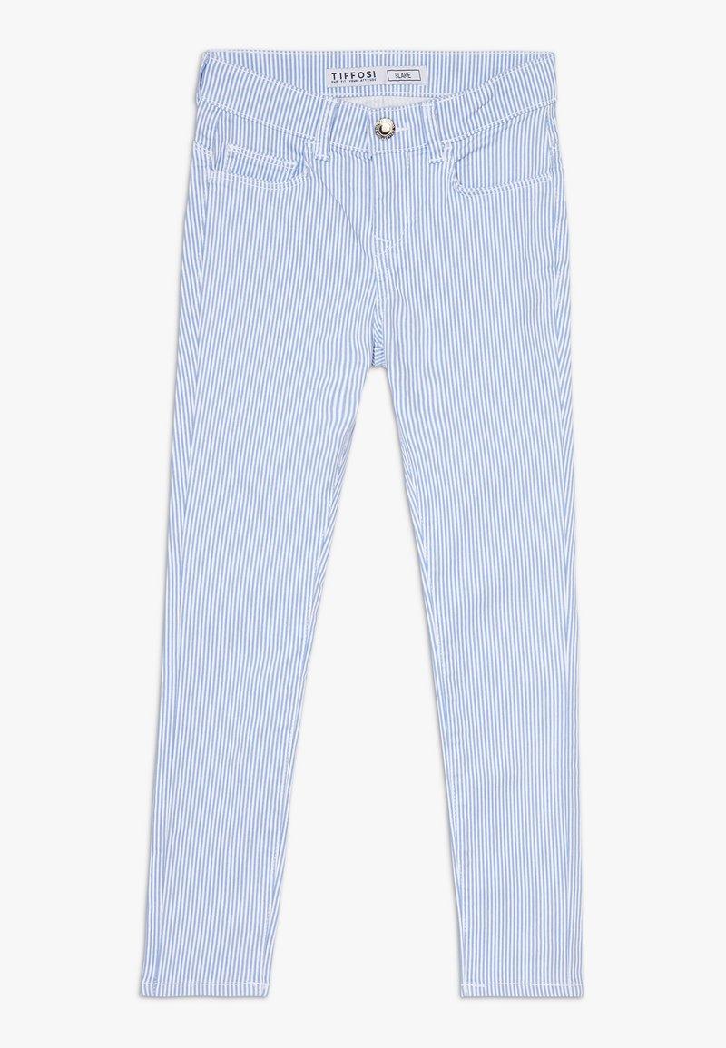 Tiffosi - BLAKE - Trousers - blue