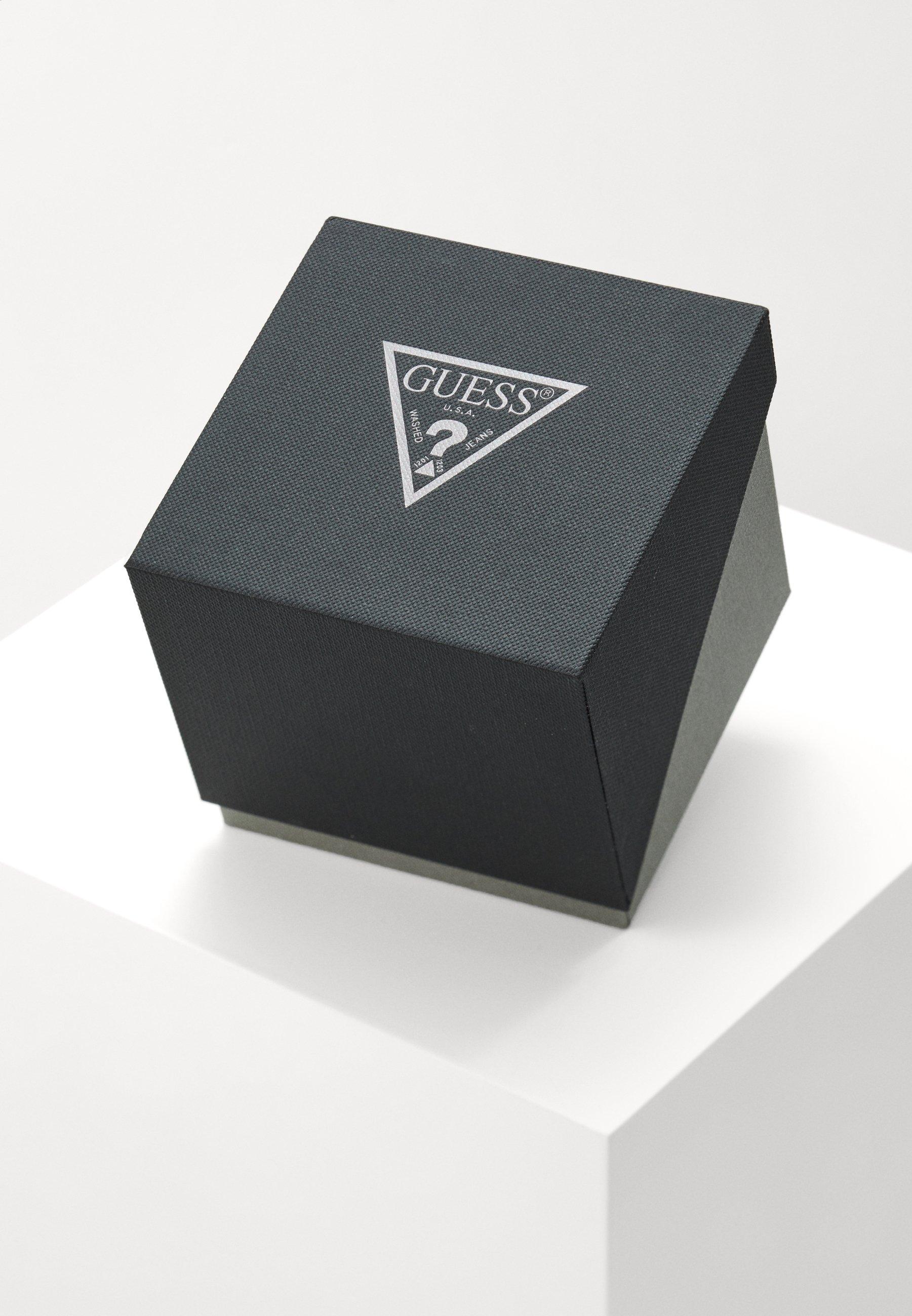 Guess Kronografklokke - black/svart aJW9TjJZM6t7Xsu