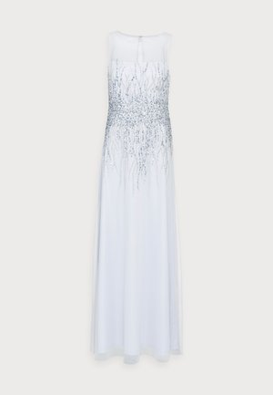 SLEEVELESS BEADED GOWN - Occasion wear - serenity