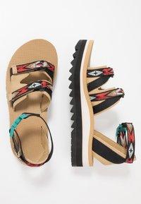 Teva - MIDFORM CERES WOMENS - Walking sandals - double diamond/firey red - 1