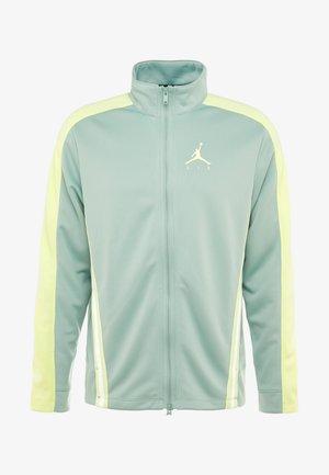 JUMPMAN SUIT JACKET - Training jacket - quartz patina/luminous green