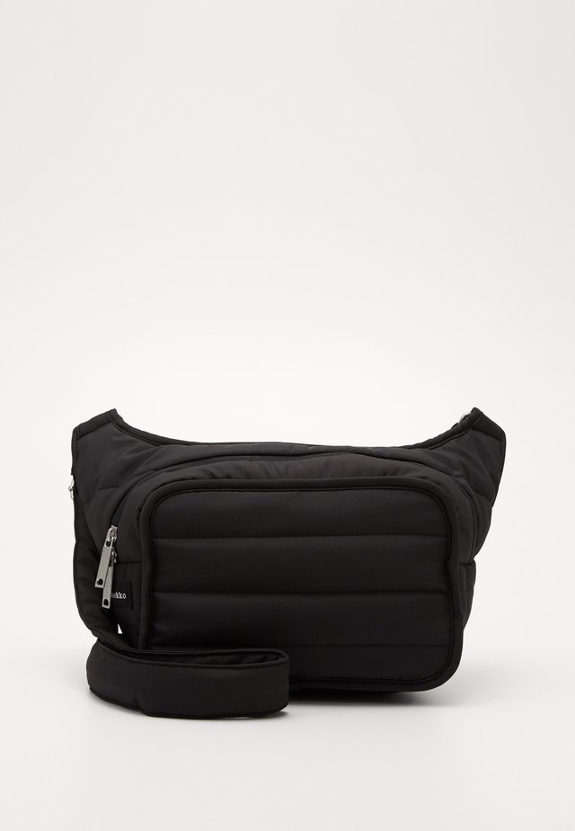 BILLIE BAG - Borsa a tracolla - black