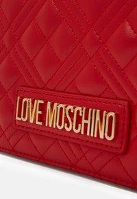 Love Moschino - BORSA - Across body bag - red - 4