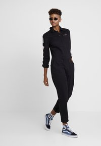 Vans - LADY COVERALL - Combinaison - black - 1