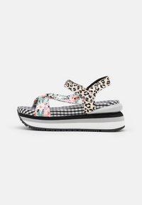 Gioseppo - Platform sandals - multicolor - 1