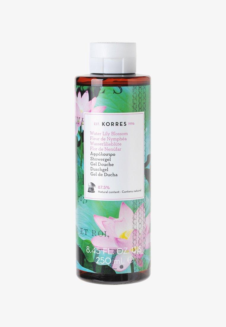 Korres - WATER LILY-BLOSSOM SHOWERGEL 250ML - Shower gel - neutral