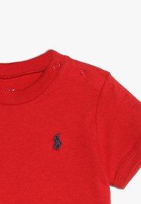 Polo Ralph Lauren - Basic T-shirt -  red - 3
