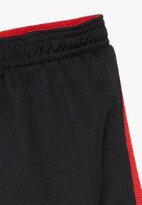 Nike Performance - KROATIEN CRO Y NK BRT STAD HA - Sports shorts - black/university red - 4