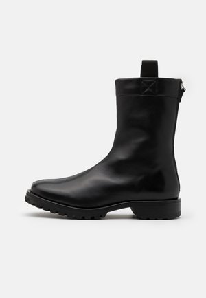 BOYER - Stiefel - black