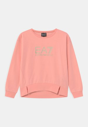 EA7 - Sweatshirt - light pink