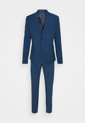 THE FASHION SUIT NOTCH - Suit - blue