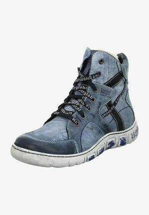 Winter boots - blau