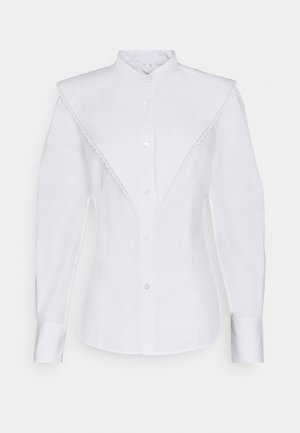 BLOUSE - Overhemdblouse - white light