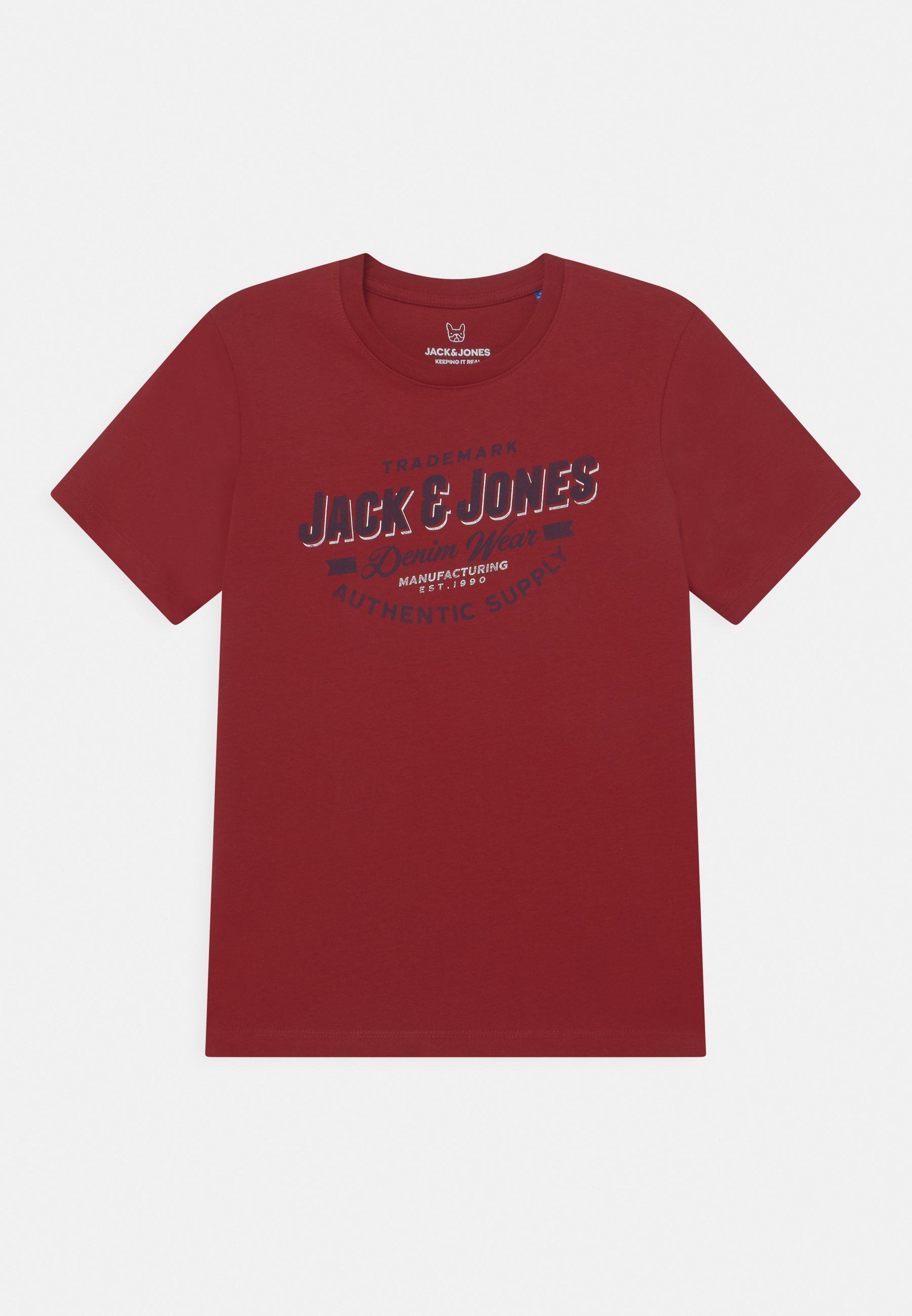 Kinder JJELOGO TEE JR - T-Shirt print