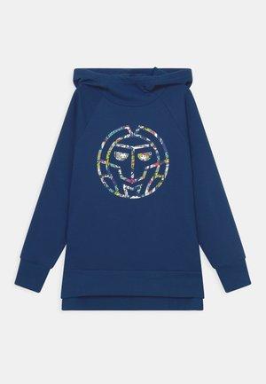 MERT LIFESTYLE HOODY UNISEX - Sweatshirt - dark blue