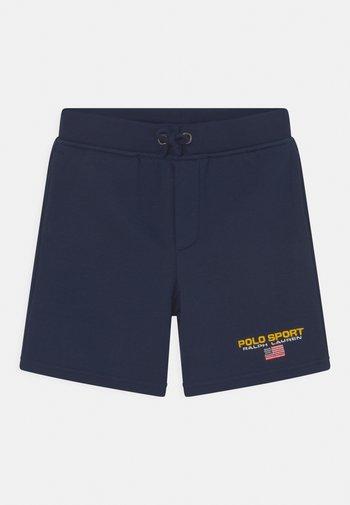 ATHLETIC - Shorts - cruise navy