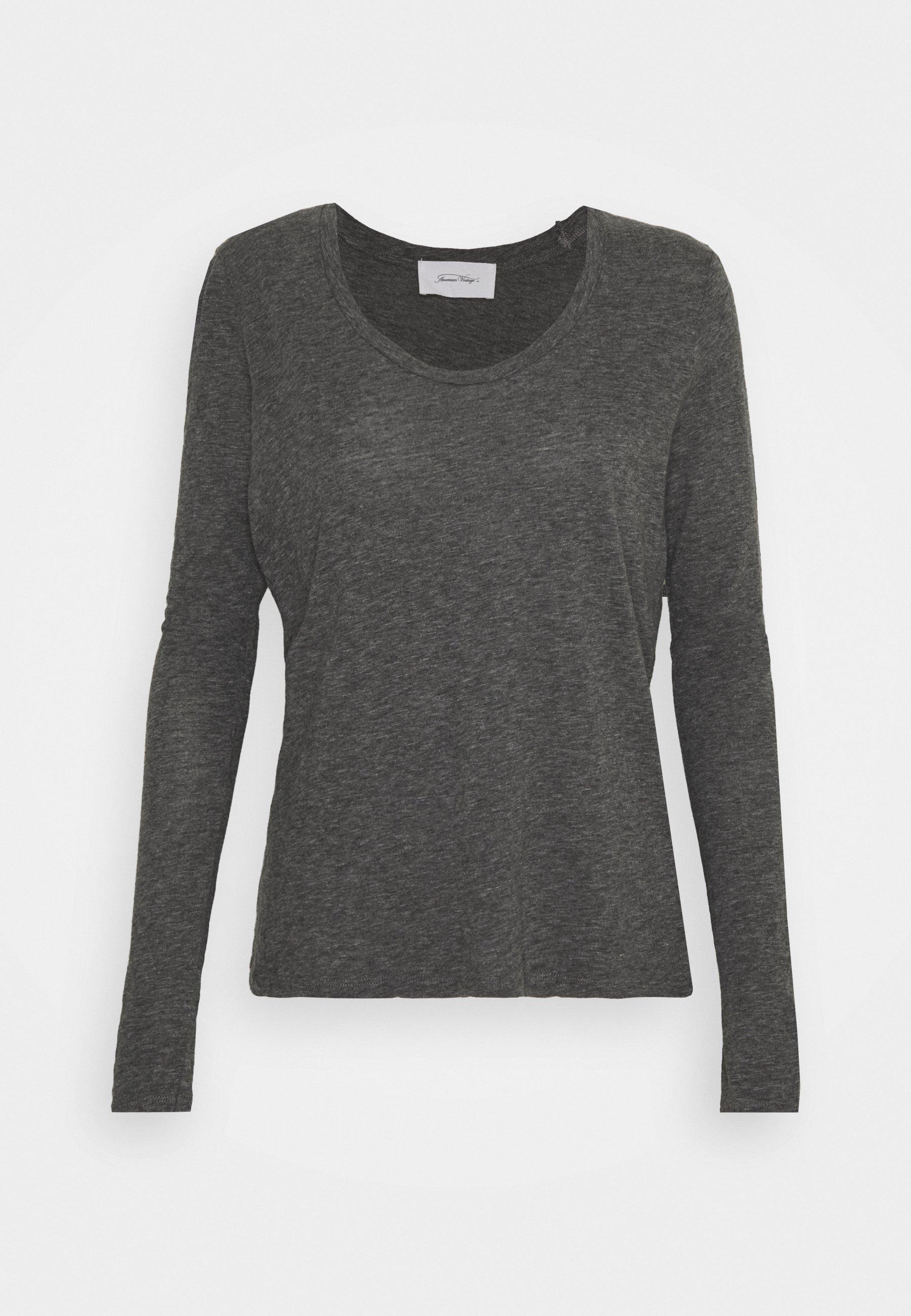 Women JACKSONVILLE ROUND NECK LONG SLEEVE - Long sleeved top