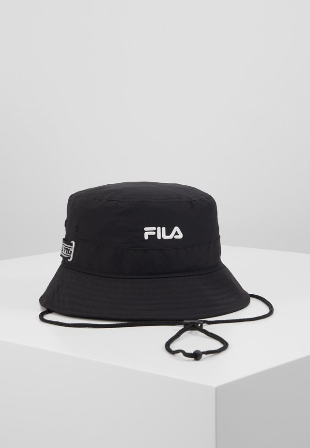 FISHING BUCKET HAT - Hat - black