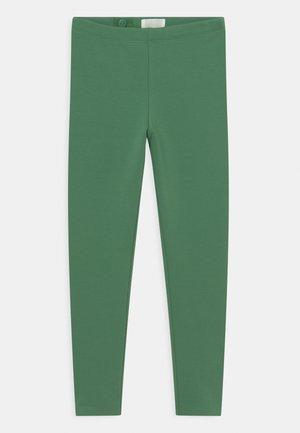 Leggings - Trousers - pea green