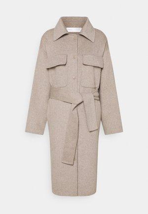 ADLER JACKET - Classic coat - sandstone