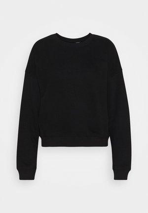 PERNILLE - Sweatshirt - black