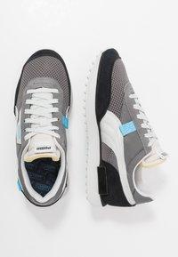 Puma - RIDER - Sneakers - black/castlerock - 1