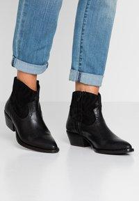 San Marina - CALYSTA - Ankle boots - black - 0