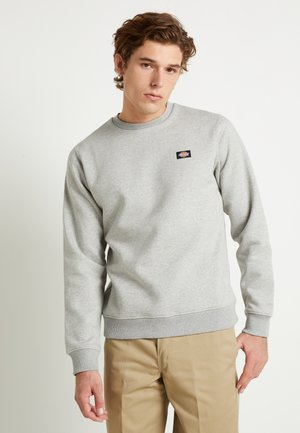 NEW JERSEY - Sweatshirts - grey melange