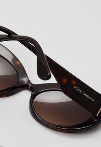 Dolce&Gabbana - Sunglasses - havana - 4