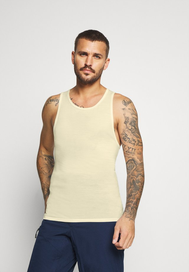 MENS ANATOMICA TANK - Top - snow