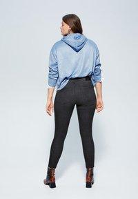 Violeta by Mango - IRENE - Jeans Skinny Fit - black denim - 2