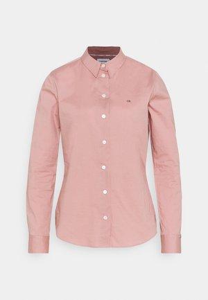 SLIM - Košile - muted pink