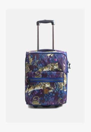 WILD CATS - Luggage - lila