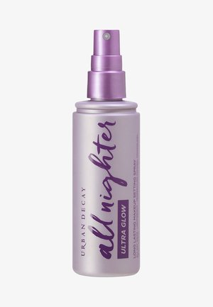 ALL NIGHTER MAKEUP SETTING SPRAY ULTRA GLOW FULLSIZE - Setting spray & powder - ocd september