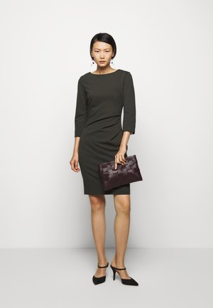 JOLI - Shift dress - military