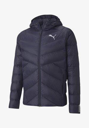 PWRWARM PACKLITE JACKET - Down jacket - peacoat