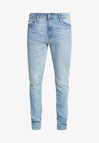 Jack & Jones - JJILIAM JJORIGINAL - Vaqueros pitillo - blue denim - 4