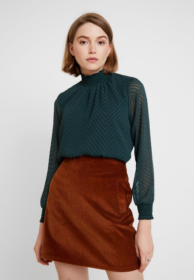ONLNEW KAYLA - Blouse - green gables