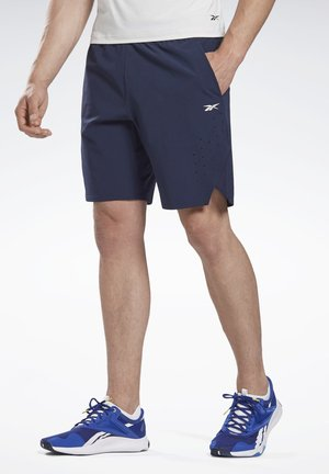 LES MILLS® 9-INCH EPIC SHORTS - Sports shorts - blue