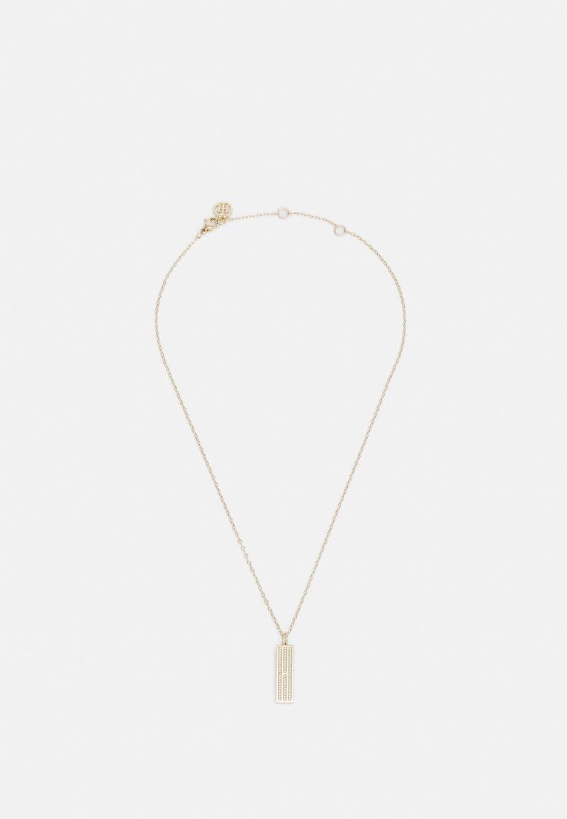 Tommy Hilfiger - DRESSED UP - Necklace - gold-coloured