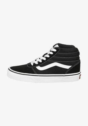WARD HI - Sneakers hoog - black / white