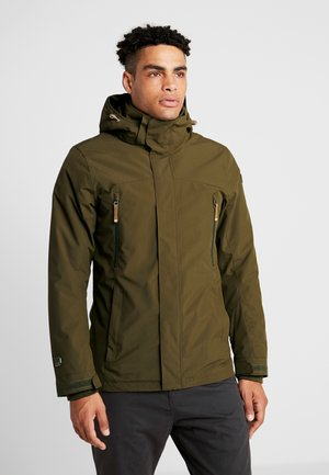 TOM - Outdoor jacket - dark olive