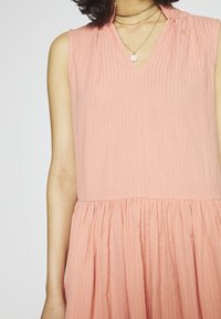 YAS - YASTERRA DRESS - Vestido informal - terra cotta - 3