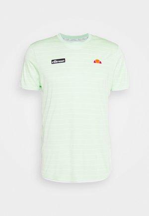 SUBLIME - Print T-shirt - green