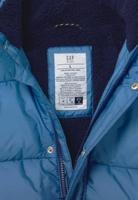 GAP - BOY WARMEST - Winter jacket - blue - 3