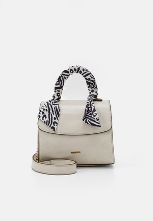 CROSSBODY BAG ZINNIA - Schoudertas - ecru