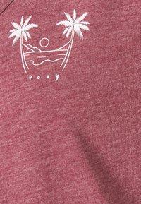 Roxy - COCKTAIL HOUR - Print T-shirt - tibetan red - 2